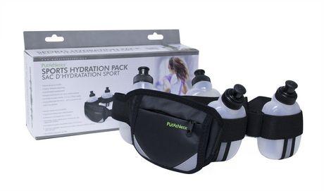 Zenzation Sports Trousse d'hydratation, 4 bouteilles - image 1 de 1