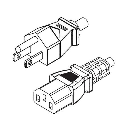 Retail Csa Power Cable 6ft
