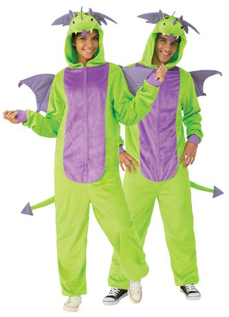 Green Dragon Adult Costume - image 1 of 3