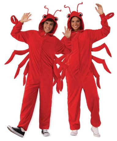 Lobster Adult Costume - image 1 of 3