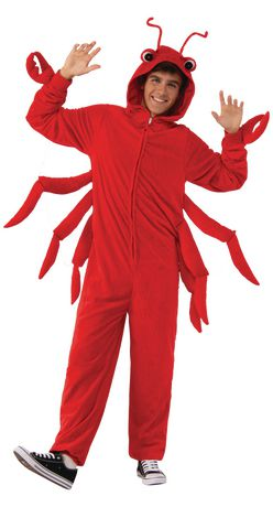 Lobster Adult Costume - image 2 of 3