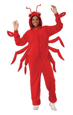 Lobster Adult Costume - image 3 of 3