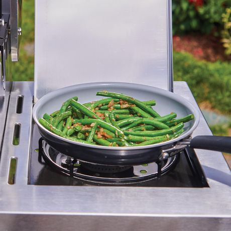 Cuisinart Deluxe Four Burner Gas Grill - image 5 of 9