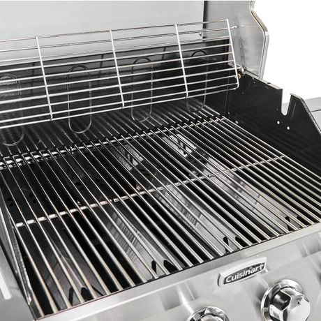 Cuisinart Deluxe Four Burner Gas Grill - image 7 of 9
