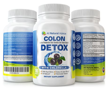 detox colonic)