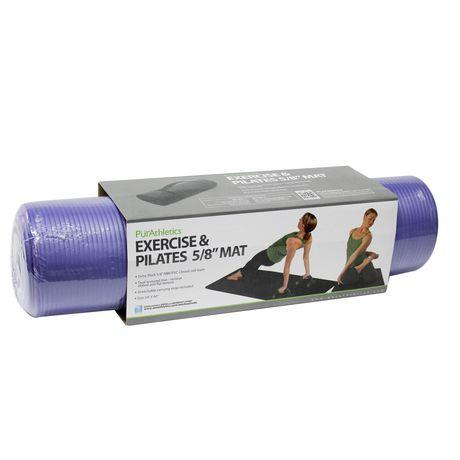 Tapis d'exercice et de Pilates Zenzation Athletics de 5/8 po - image 1 de 1