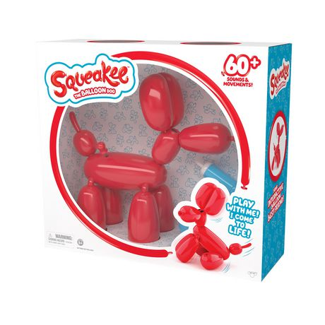 Squeakee The Balloon Dog - image 1 of 8