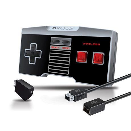 Combiné Gamepad My Arcade de dreamGear édition classique de l'arcade NES - image 1 de 2