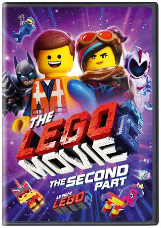 LEGO Movie 2, The: The Second Part (Special Edition/BIL/DVD) - image 1 de 1