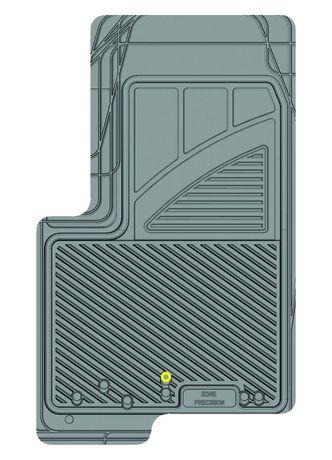 Ensemble de 4 tapis Kustom Fit pour Jeep (Gris) - image 5 de 9