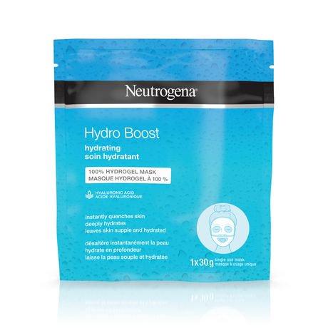 neutrogena hydro boost soin hydratant masque hydrogel walmart canada. Black Bedroom Furniture Sets. Home Design Ideas