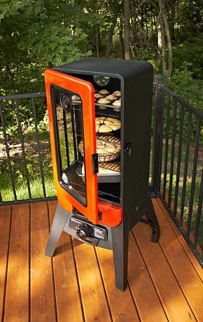Pit Boss 3-Series Vertical Gas Smoker - image 4 of 7