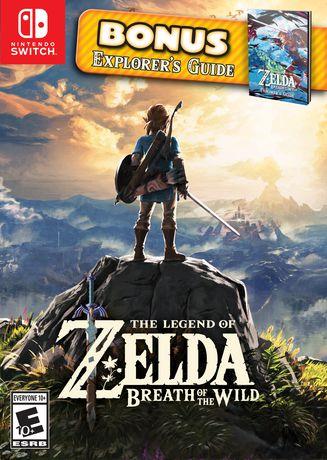 The Legend of Zelda: Breath of the Wild: Starter Pack (Nintendo Switch)