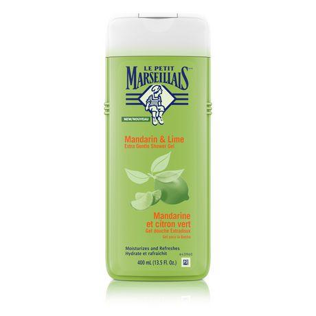 LE PETIT MARSEILLAIS Mandarin & Lime Body Wash 400ml - image 1 of 4