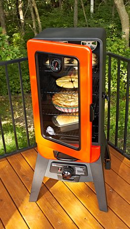 Pit Boss 3-Series Vertical Gas Smoker - image 3 of 7
