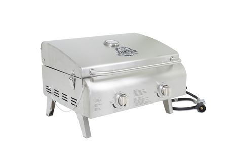 Pit Boss Dual Burner Portable Gas Grill - image 4 of 5