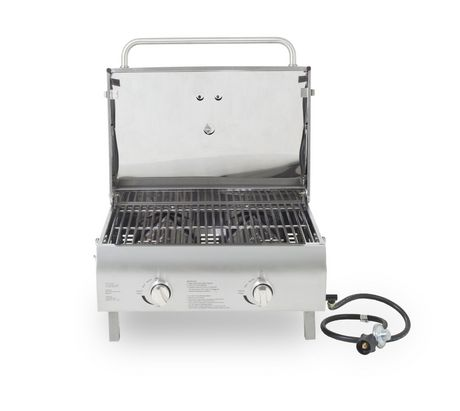 Pit Boss Dual Burner Portable Gas Grill - image 2 of 5