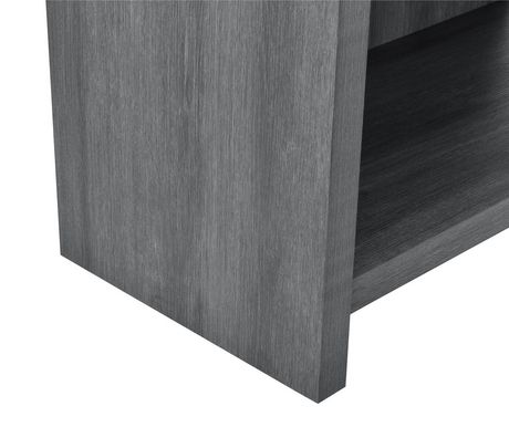 """Jensen TV Stand for TVs up to 60"""", Gray Oak - image 6 of 9"""