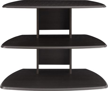 """Galaxy II TV Stand for TVs up to 32"""", Espresso - image 6 of 7"""