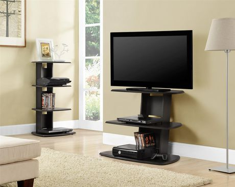 """Galaxy II TV Stand for TVs up to 32"""", Espresso - image 5 of 7"""