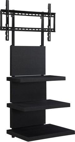 Elevation Altramount Tv Stand For Tvs 60 Quot Black Walmart