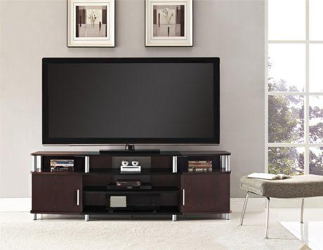 Meuble pour téléviseur Carson pour téléviseurs jusqu'à 70 po (177,8 cm) - image 5 de 9