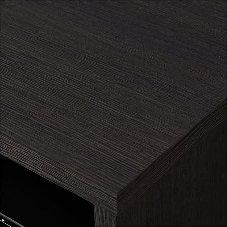 """Clark TV Stand for TVs up to 70"""", Espresso - image 5 of 9"""
