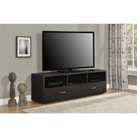 """Clark TV Stand for TVs up to 70"""", Espresso - image 8 of 9"""