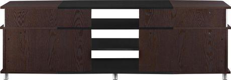Meuble pour téléviseur Carson pour téléviseurs jusqu'à 70 po (177,8 cm) - image 8 de 9