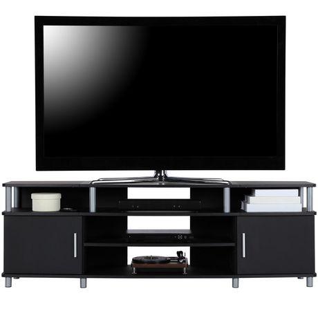 Walmart canada black tv stand