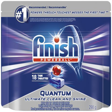 Finish Dishwasher Detergent Quantum Max Shine & Protect