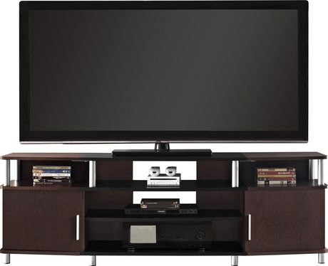 Meuble pour téléviseur Carson pour téléviseurs jusqu'à 70 po (177,8 cm) - image 2 de 9