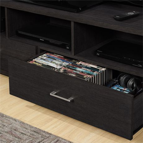 """Clark TV Stand for TVs up to 70"""", Espresso - image 6 of 9"""