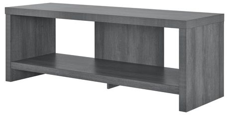 """Jensen TV Stand for TVs up to 60"""", Gray Oak - image 5 of 9"""