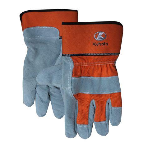 Kubota Insulated Split Leather Gloves - image 1 of 1