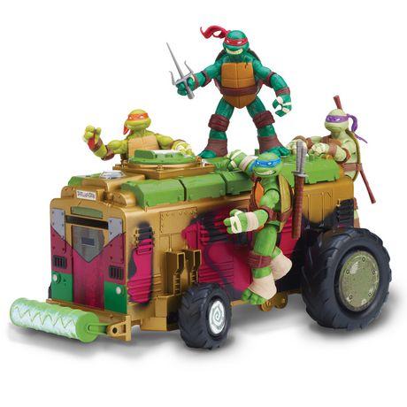 Teenage Mutant Ninja Turtles - Remote Control Shellraiser - image 2 of 5