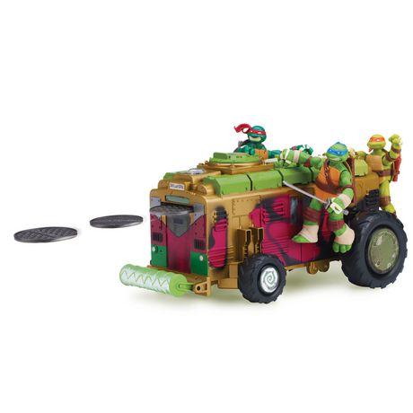 Teenage Mutant Ninja Turtles - Remote Control Shellraiser - image 3 of 5
