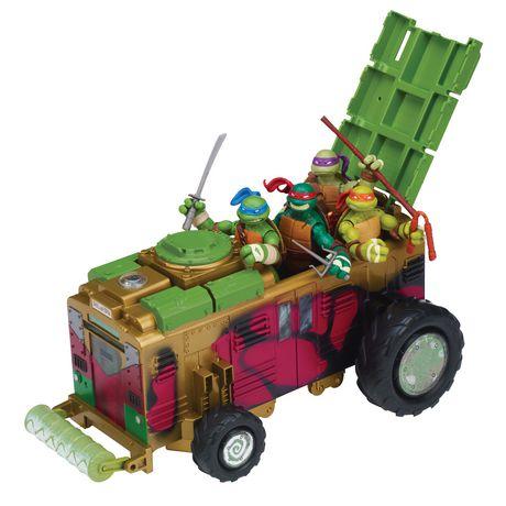 Teenage Mutant Ninja Turtles - Remote Control Shellraiser - image 4 of 5
