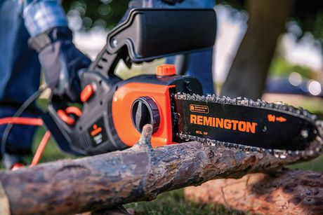 Remington Ranger 8-Amp Electric Pole Saw/Chainsaw - image 5 of 5