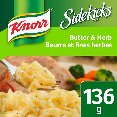 Knorr Pasta Butter & Herb Side Dishes 136 GR - image 1 of 1