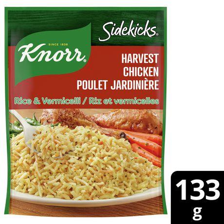 Knorr Sidekicks Harvest Chicken Rice - image 1 of 8