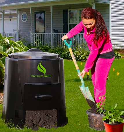 82.gal. Composter - image 2 of 2