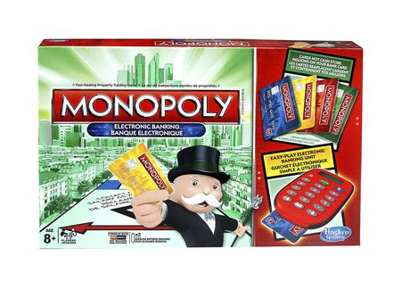 Hasbro Gaming Monopoly Electronic Banking - image 1 of 3