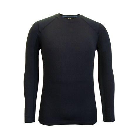 aw chemise manches longues en tissu l ger couche de base rafra chissante pour hommes walmart. Black Bedroom Furniture Sets. Home Design Ideas
