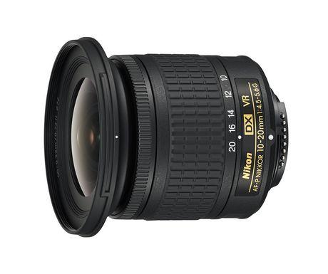 Nikon AF-P DX Nikkor 10-20mm f/4.5-5.6G VR Lens - image 1 of 2