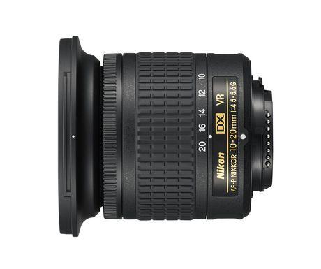Nikon AF-P DX Nikkor 10-20mm f/4.5-5.6G VR Lens - image 2 of 2