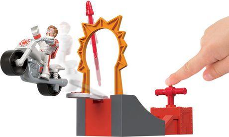 Imaginext Disney Pixar Toy Story 4 Duke Caboom Stunt Set - image 2 of 6