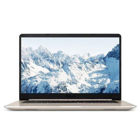 """Asus VivoBook S 15.6"""" Ultra Thin Laptop, i7-8550U Processor, Intel HD, 8GB DDR4, 128GB+1TB, Windows 10 (64bit), S510UA-DS71 - image 1 of 4"""