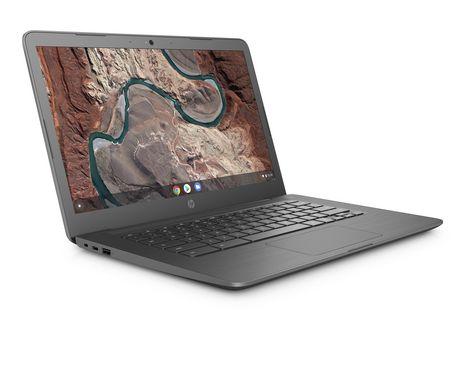 "HP 14-DB0020NR 14"" HD Chromebook, AMD Dual-Core A4-9120C APU, 5VD64UA#ABA - image 4 of 5"