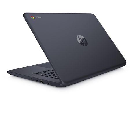 "HP 14-DB0020NR 14"" HD Chromebook, AMD Dual-Core A4-9120C APU, 5VD64UA#ABA - image 5 of 5"